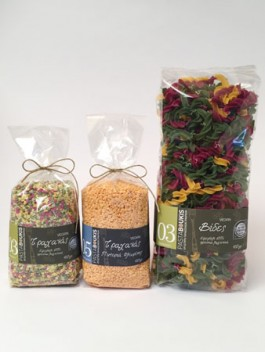 COMPO 1 (Τραχανάς Λαχανικών, Τραχανάς Πιπεριά Φλωρίνης, Βίδες Λαχανικών)