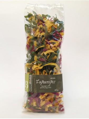 Ταλιατέλες με φρέσκα Λαχανικά