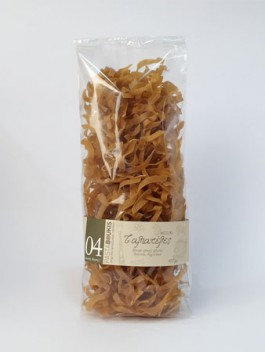 Ταλιατέλες Ολικής 'Αλεσης με Φρέσκα Λαχανικά (Καρότο)